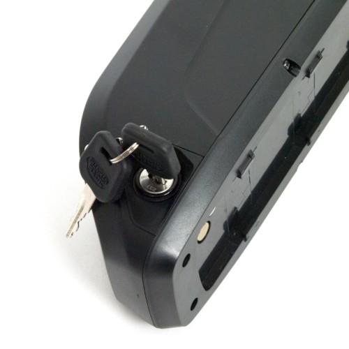 Lithiumbatteripaket 36v 10Ah Samsung för rammontering inkl laddare
