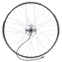 Framhjul elcykel, Bafang 250W, 28 tum, Evobike Sport och ECO
