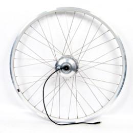 Framhjul elcykel, Bafang 250W, 28 tum, Evobike Classic