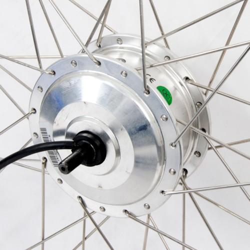 Framhjul elcykel, Bafang 250W, 28 tum, Evobike Classic - 2019