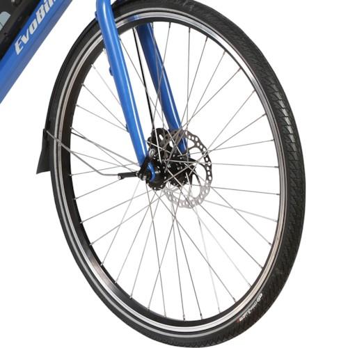 Framhjul Elcykel EvoBike SPORT utan motor