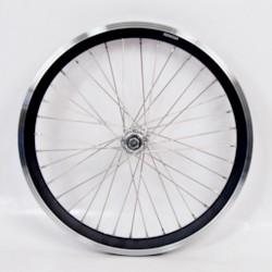 Framhjul Elcykel EvoBike TRAVEL utan motor