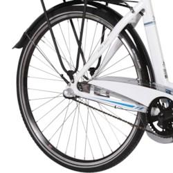 Bakhjul Shimano Nexus 3 elcykel EvoBike ECO
