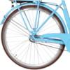 Bakhjul Shimano Nexus 3 elcykel EvoBike CLASSIC