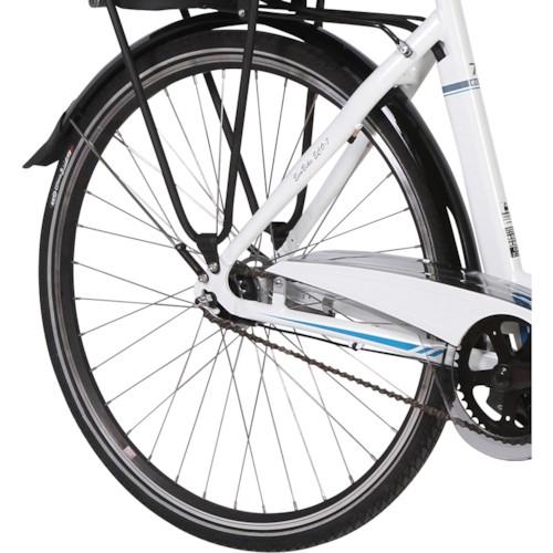 Bakhjul Shimano Nexus 7 elcykel EvoBike ECO, Sport-7