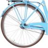 Bakhjul Shimano Nexus 7 elcykel EvoBike CLASSIC
