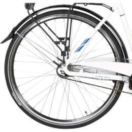 Bakhjul Shimano Nexus 7 elcykel EvoBike SPORT