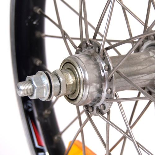 Bakhjul till trehjulig cykel 16 tum, utan växelsystem