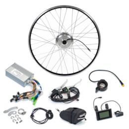 Evokit elcykelkit Dapu 24 tum (507) - 48V 500W