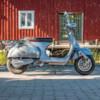 Elmoped Evolite Viverra Classic 2000 Watt - Grafitgrå