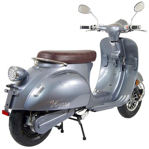 Elmoped Evolite Viverra Classic 2000 Watt - Vit
