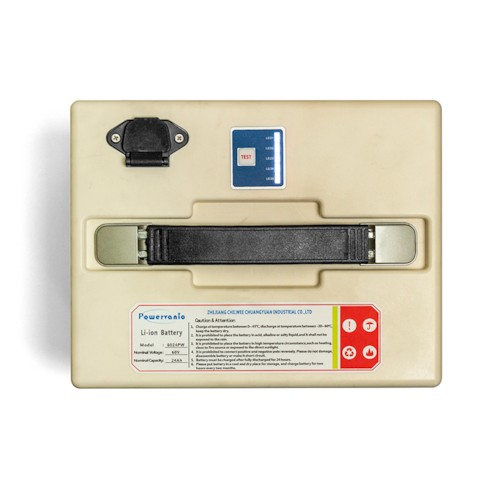Litiumbatteri 60V 24Ah Elmoped Evolite E3