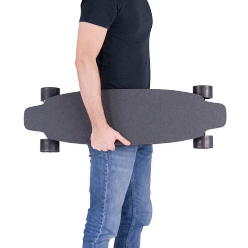 Elskateboard Nitrox Longboard Gravity 500W