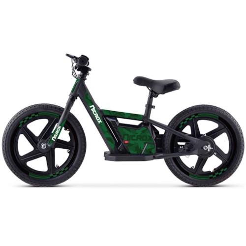 Elscooter Nitrox Sprinter 16 tum - Grön