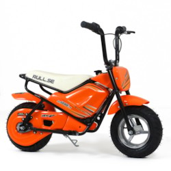 Elscooter 250W Lowrider - Orange
