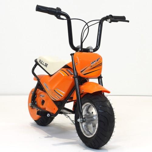 Elscooter 250W Lowrider - Grön