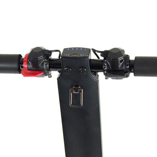 Elscooter LITHIUM UltraLite 250W - Svart