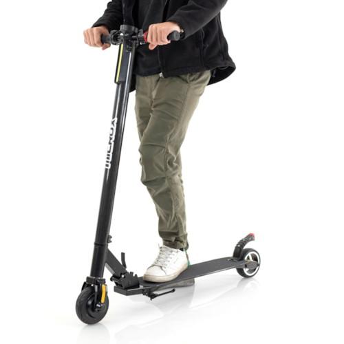 Elscooter Nitrox Carbon-5 V4 250W - Svart
