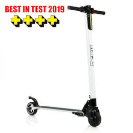 Elscooter Nitrox Carbon-5 V4 250W - Vit