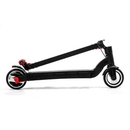 Elsparkcykel Nitrox Alu-6 V4 250W - Svart