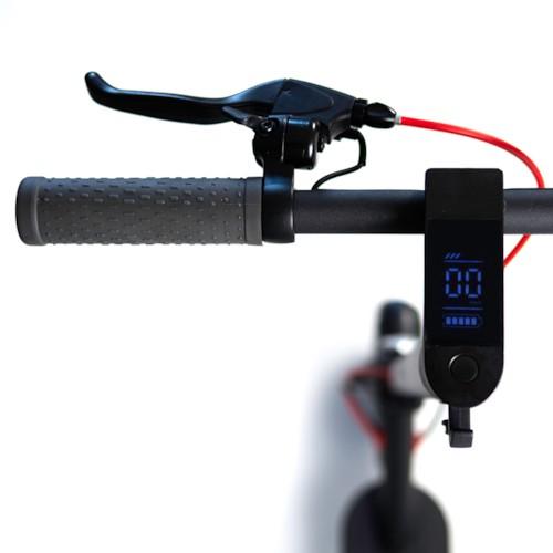 Elscooter Nitrox Alu-8 Flex V2 250W Bluetooth - Svart