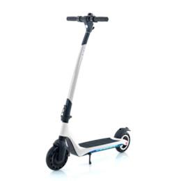 Elscooter Nitrox Joy V2 - Vit