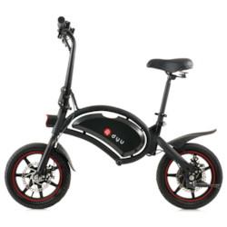 Elscooter DYU D3F 250W - Svart