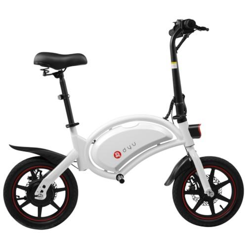 Elscooter DYU D3F 250W - Vit