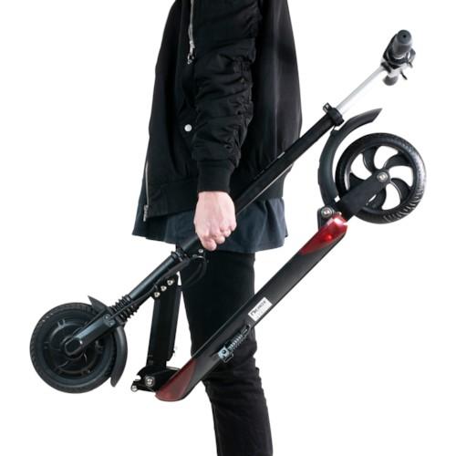 Elsparkcykel Nitrox 350W Lithium - Svart
