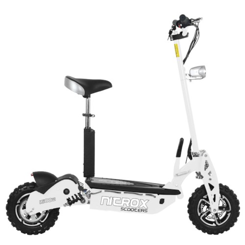 Elscooter 1600W Dirt - VIT