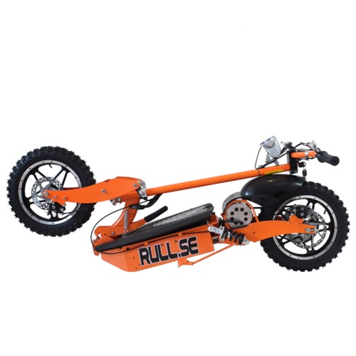 Elscooter 1600W OFFROAD - Vit