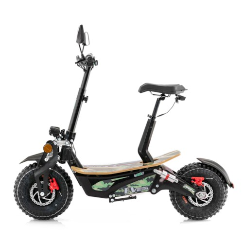 Elscooter EV-Ultra 2000W - Camouflage