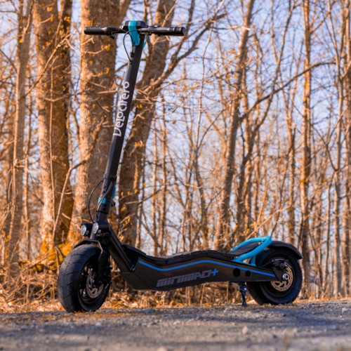 Elscooter Velocifero Minimad Plus 500W V2 - Blå