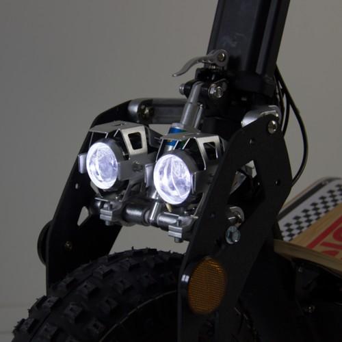 Elscooter Velocifero Mad 1600W - Röd