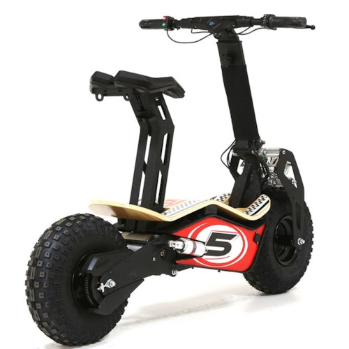 Elscooter Velocifero Mad 1600W - Race