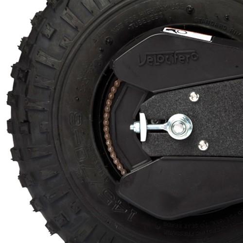Elscooter Velocifero Mad Truck 2000W - Röd