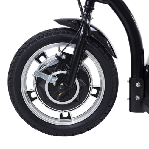 Trehjulig scooter Trigger, 500W - VIT