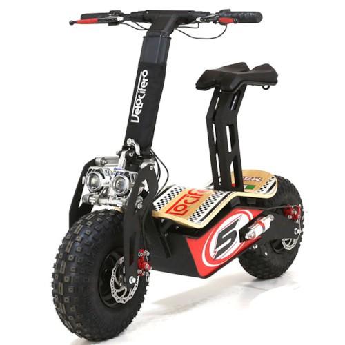 FYNDEX - Elscooter Velocifero Mad 1600W - Race