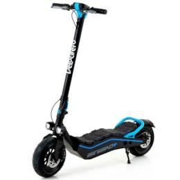 DEMOEX - Elscooter Velocifero Minimad Plus 500W - Blå