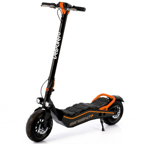 FYNDEX - Elscooter Velocifero Minimad Plus 500W - Orange