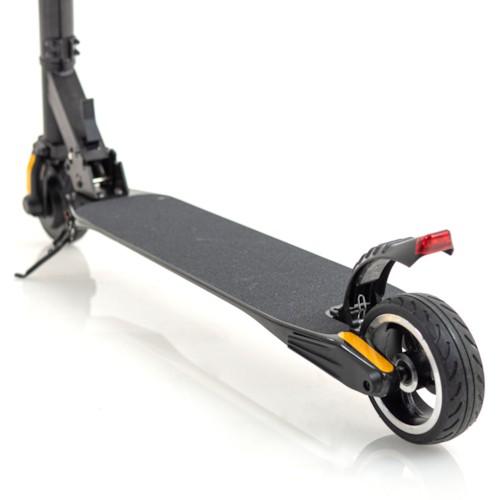 FYNDEX - Elscooter Nitrox Carbon-5 V4 250W Svart