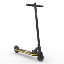FYNDEX - Elsparkcykel Nitrox SE250 - Svart/Gul