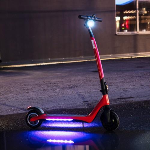 FYNDEX - Elscooter Nitrox Joy V2 - Svart