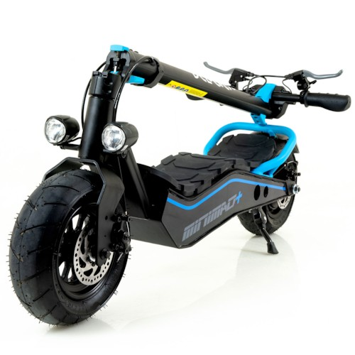 FYNDEX -  Elscooter Velocifero Minimad Plus 500W - Blå