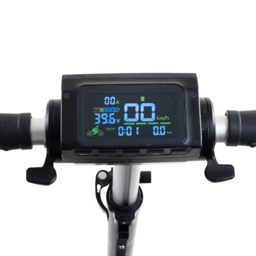 FYNDEX -  Elsparkcykel Nitrox 350W Lithium - Svart