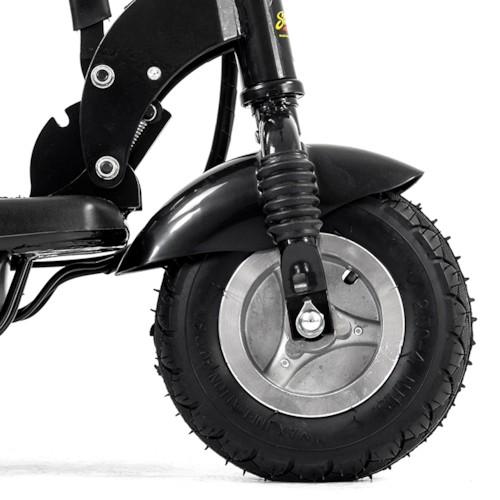 FYNDEX - Elscooter 250W EXTREME-Röd