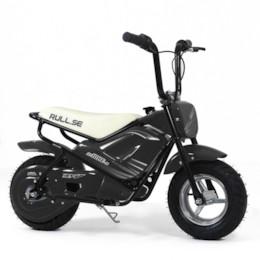 FYNDEX  -  Elscooter 250W Lowrider - Svart