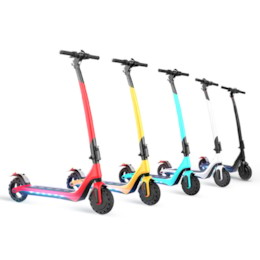 Elscooter Nitrox Joy - Röd