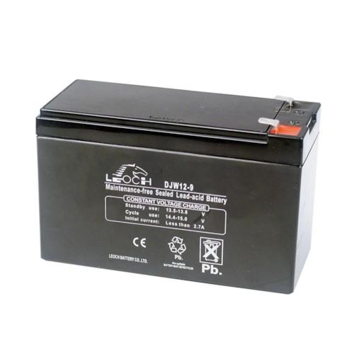 Batteri 12V 9Ah