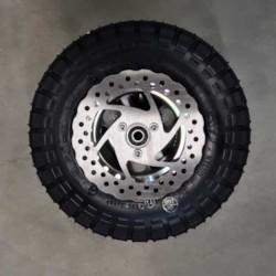 Bakhjul - Komplett 10x3,5-4 800W EcoDrive 25H